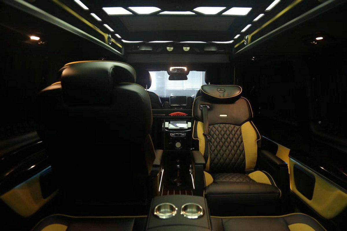 奔驰v260改装vclass商务车 大图3