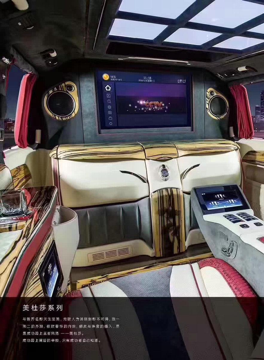 奔驰v级商务车美杜莎系列 大图5
