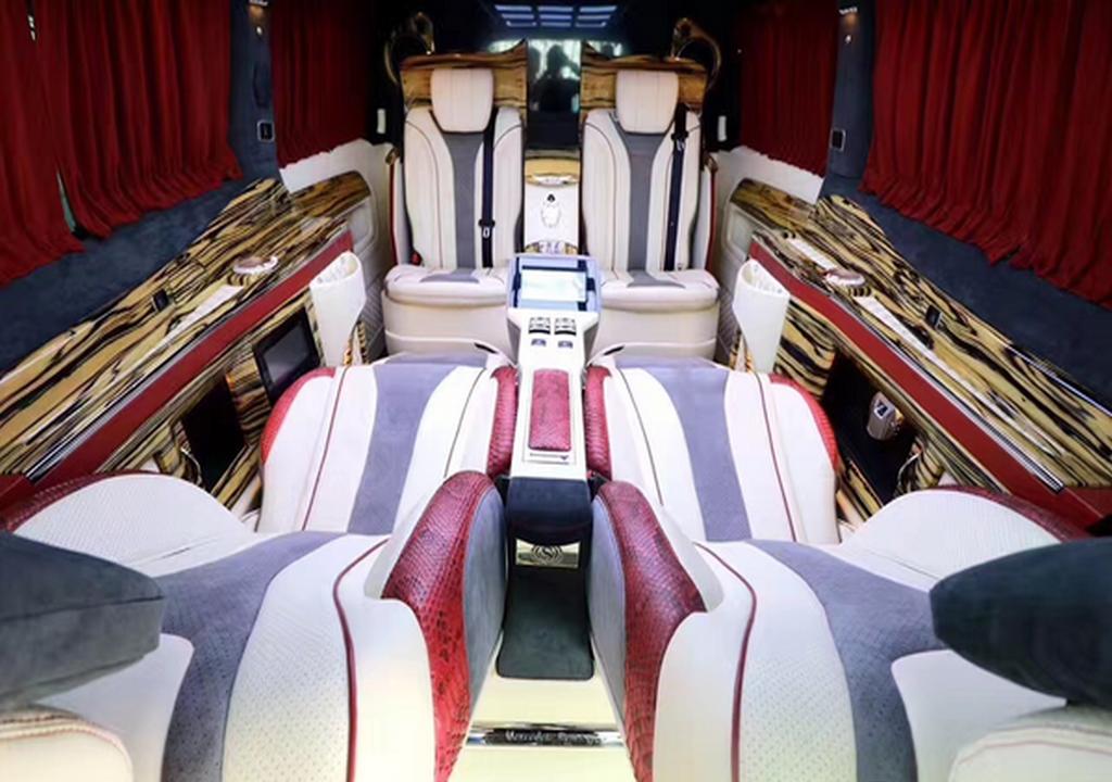 奔驰v级商务车美杜莎系列 大图8