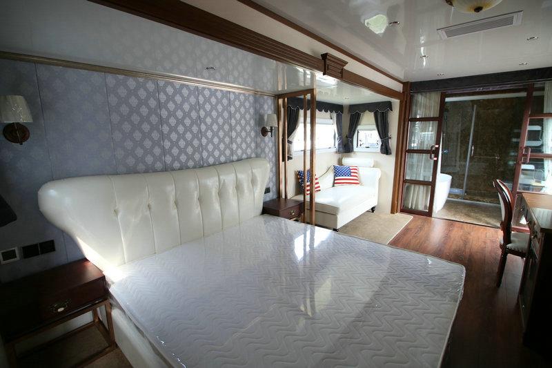 13米商务营地房车一室一厅vip定制版 大图10