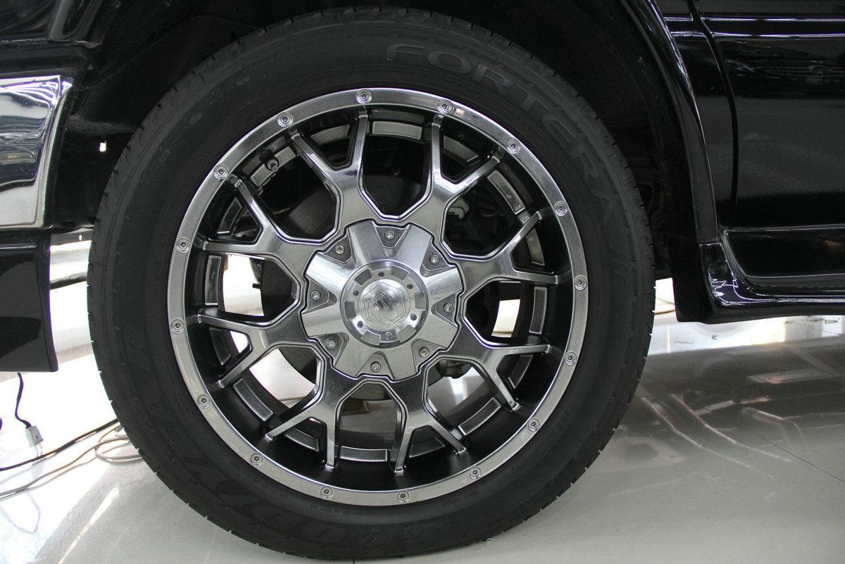 进口四驱商务车福特e350 大图9