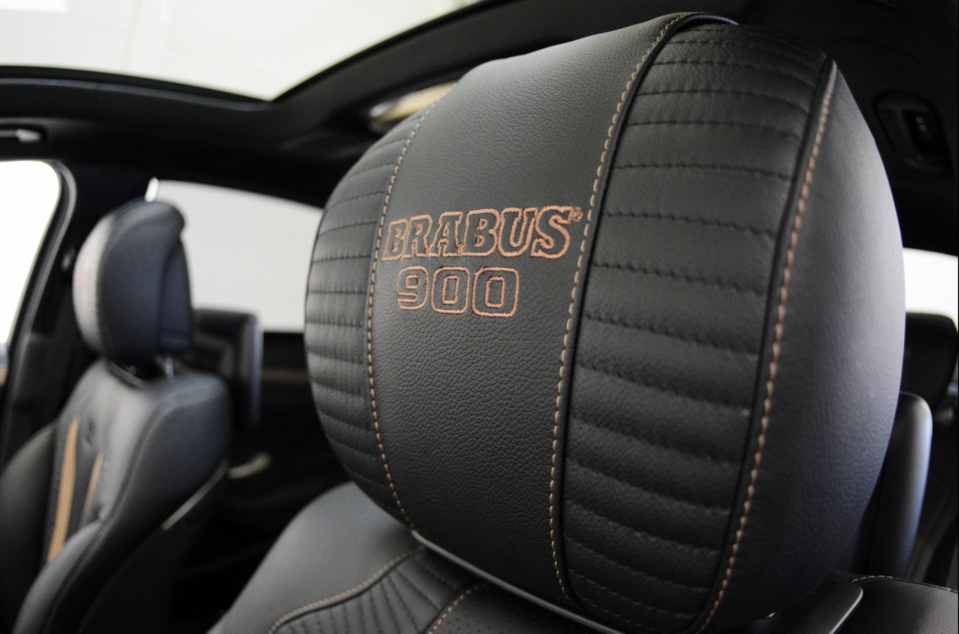 18款巴博斯S65 900匹马力 大图10