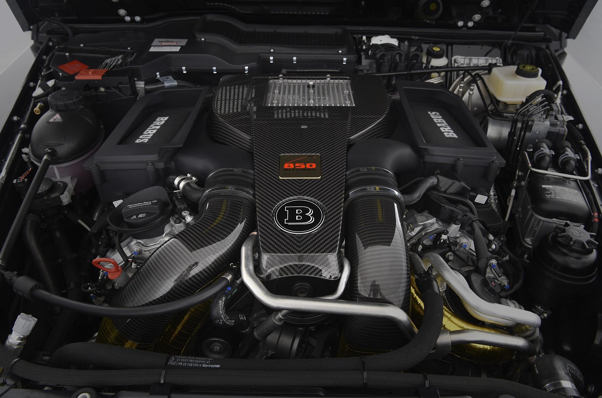 巴博斯G63 AMG 850匹马力 大图3