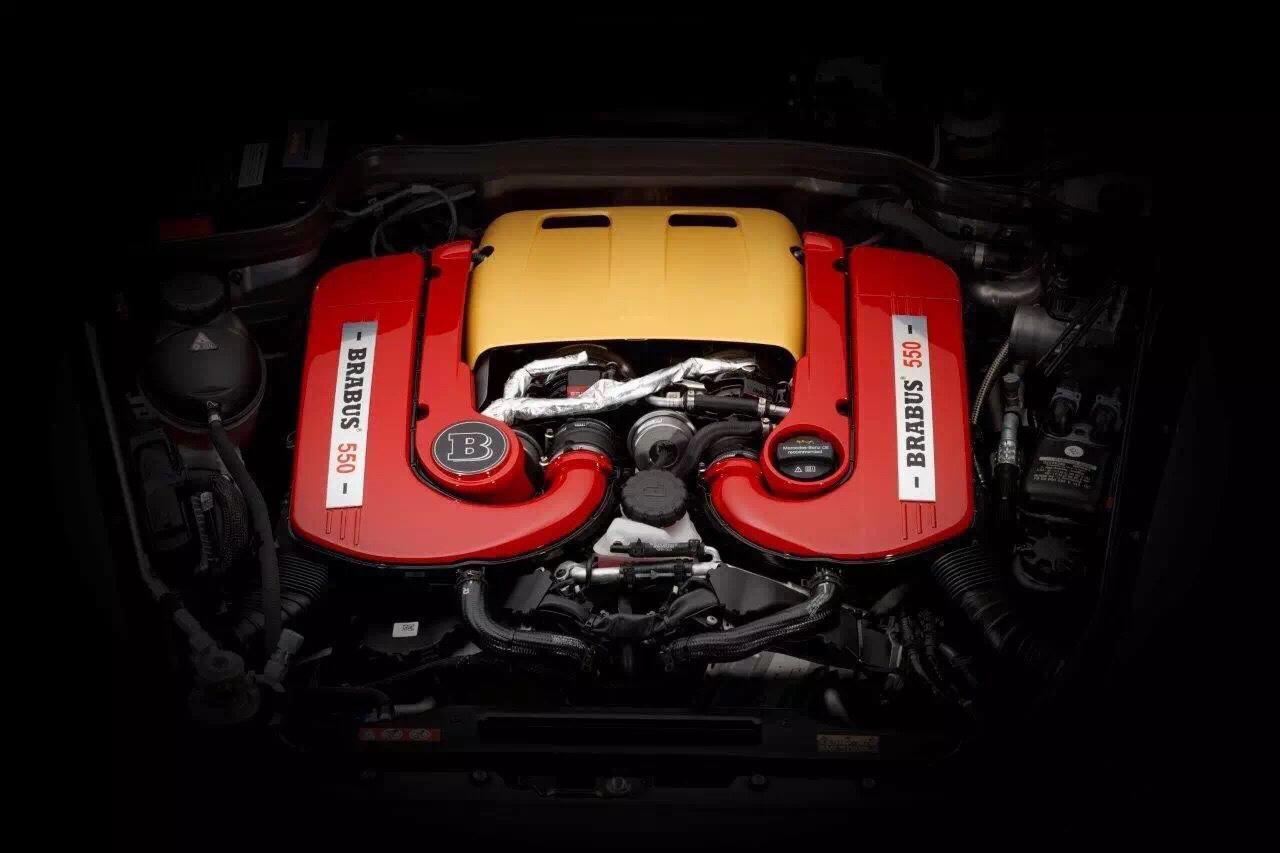 巴博斯超级车4x4 550匹马力 大图6