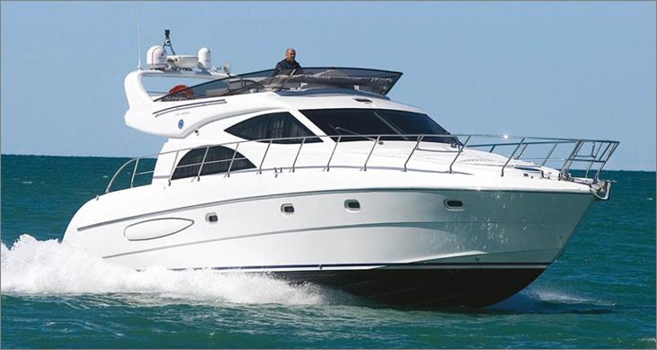 私人游艇 意大利 ROSE 52豪华飞桥游艇 15.58米 大图12