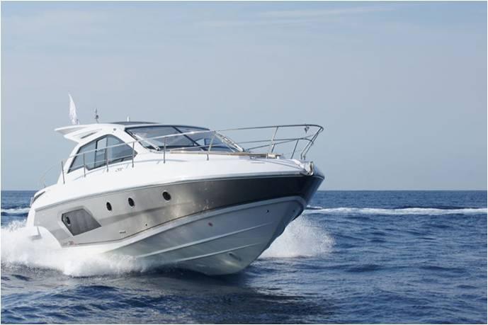 私人游艇 意大利 salpa 游艇 laver 38x 11.95米 大图1