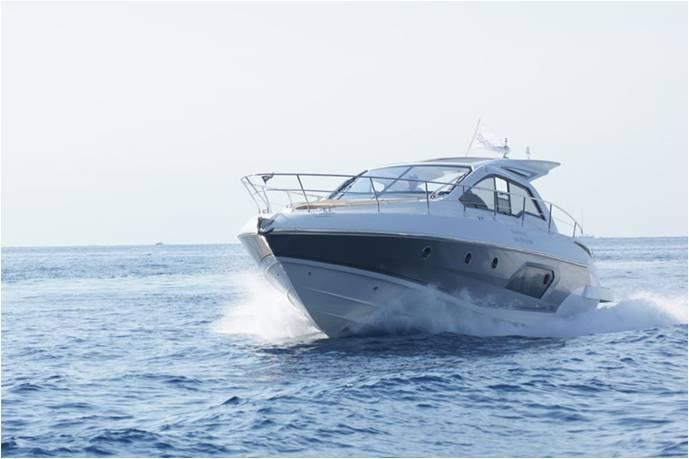 私人游艇 意大利 salpa 游艇 laver 38x 11.95米 大图3