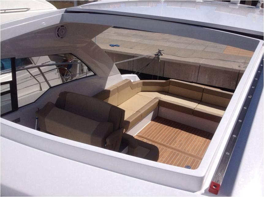 私人游艇 意大利 salpa 游艇 laver 38x 11.95米 大图6