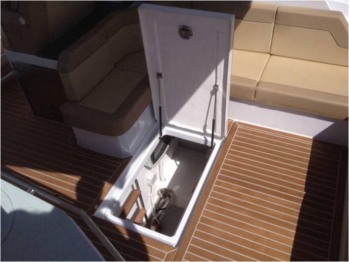私人游艇 意大利 salpa 游艇 laver 38x 11.95米 大图8