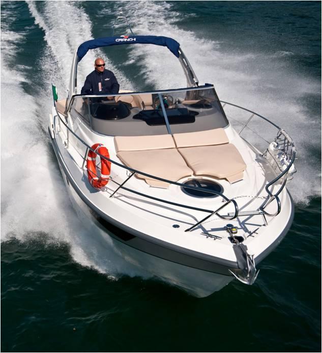 私人游艇 意大利 cranchi z 29 9.18米