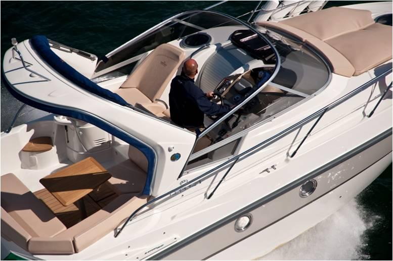 私人游艇 意大利 cranchi z 29 9.18米 大图3