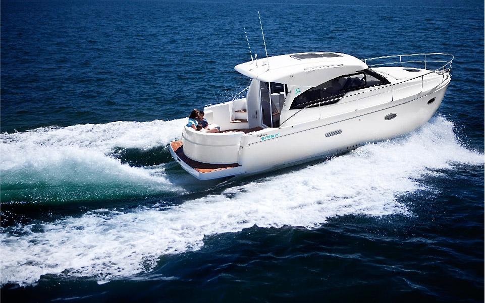 私人游艇 西班牙 罗德曼 sprit31 9.48米 大图1
