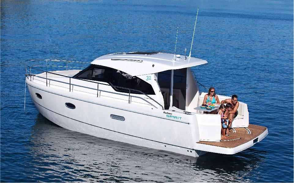 私人游艇 西班牙 罗德曼 sprit31 9.48米 大图3