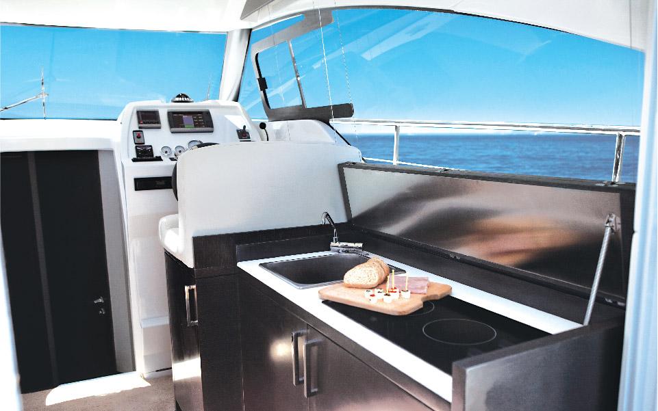 私人游艇 西班牙 罗德曼 sprit31 9.48米 大图7