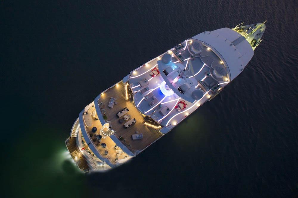 私人超级游艇 saluzi 69米 大图2