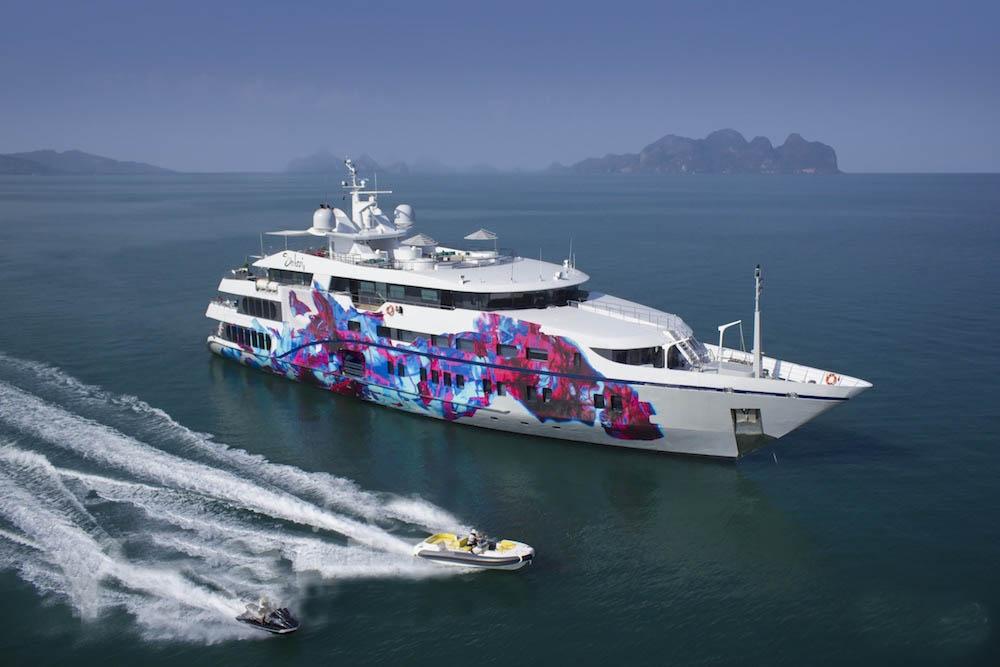 私人超级游艇 saluzi 69米 大图4