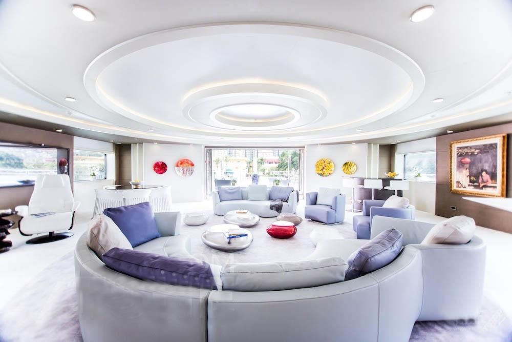 私人超级游艇 saluzi 69米 大图6