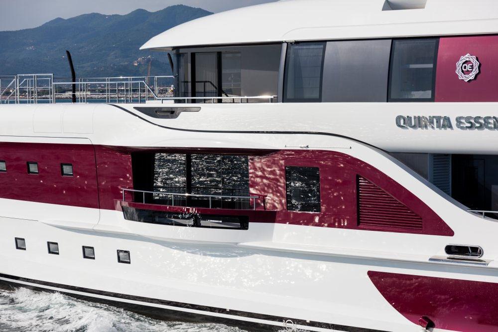 私人游艇意大利混合动力艇 Admiral Quinta Essentia55米 大图10
