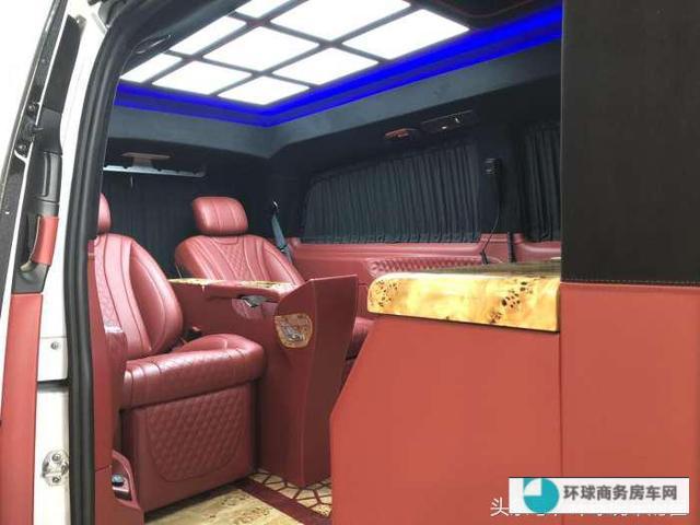 国产顶级奔驰威霆商务车4+2配置 高端大气平民价格