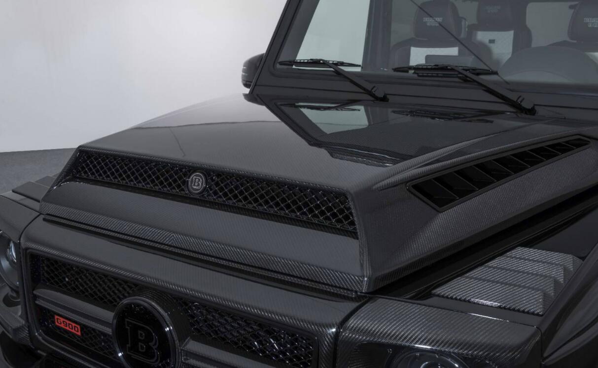 巴博斯G900 超级改装900匹马力 大图4