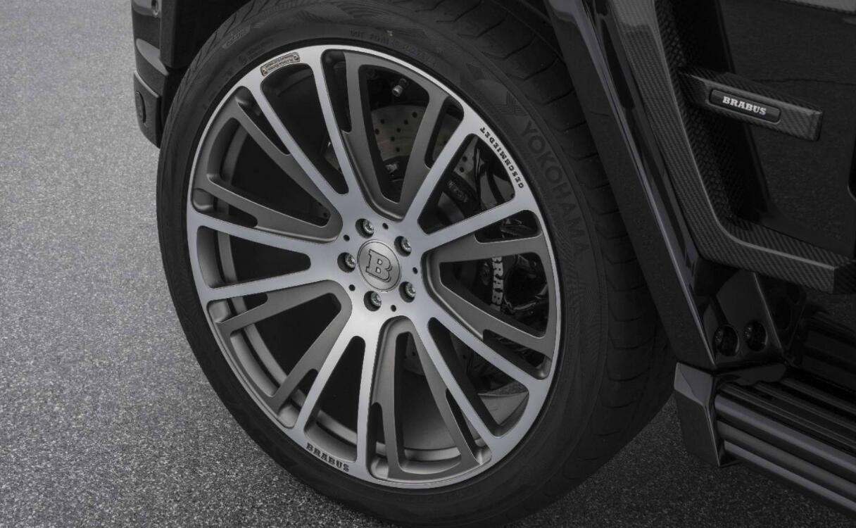 巴博斯G900 超级改装900匹马力 大图5