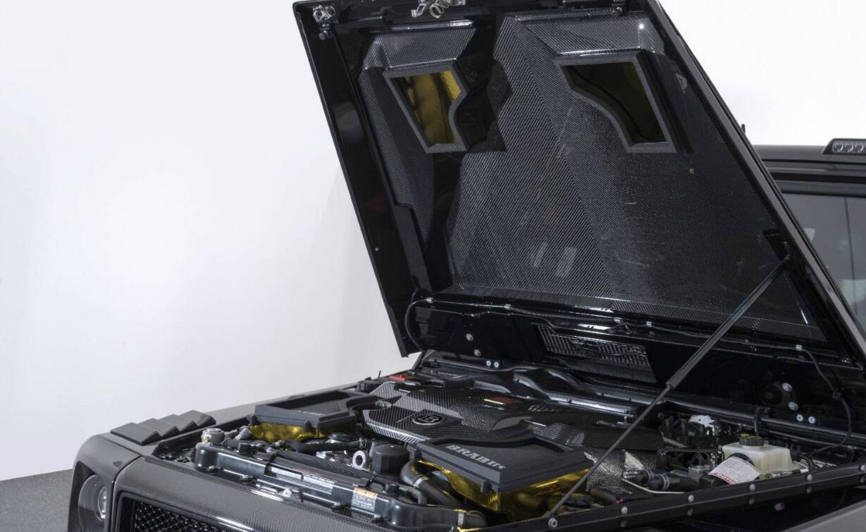 巴博斯G900 超级改装900匹马力 大图6