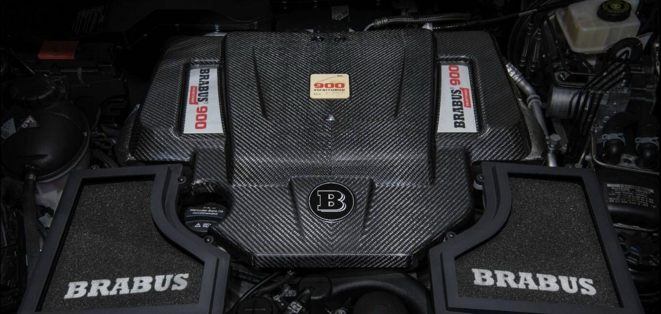 巴博斯G900 超级改装900匹马力 大图7
