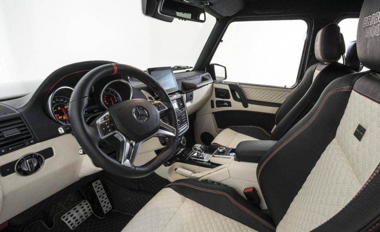 巴博斯G900 超级改装900匹马力 大图8