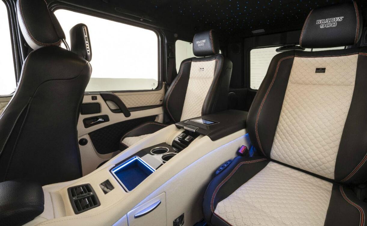 巴博斯G900 超级改装900匹马力 大图9
