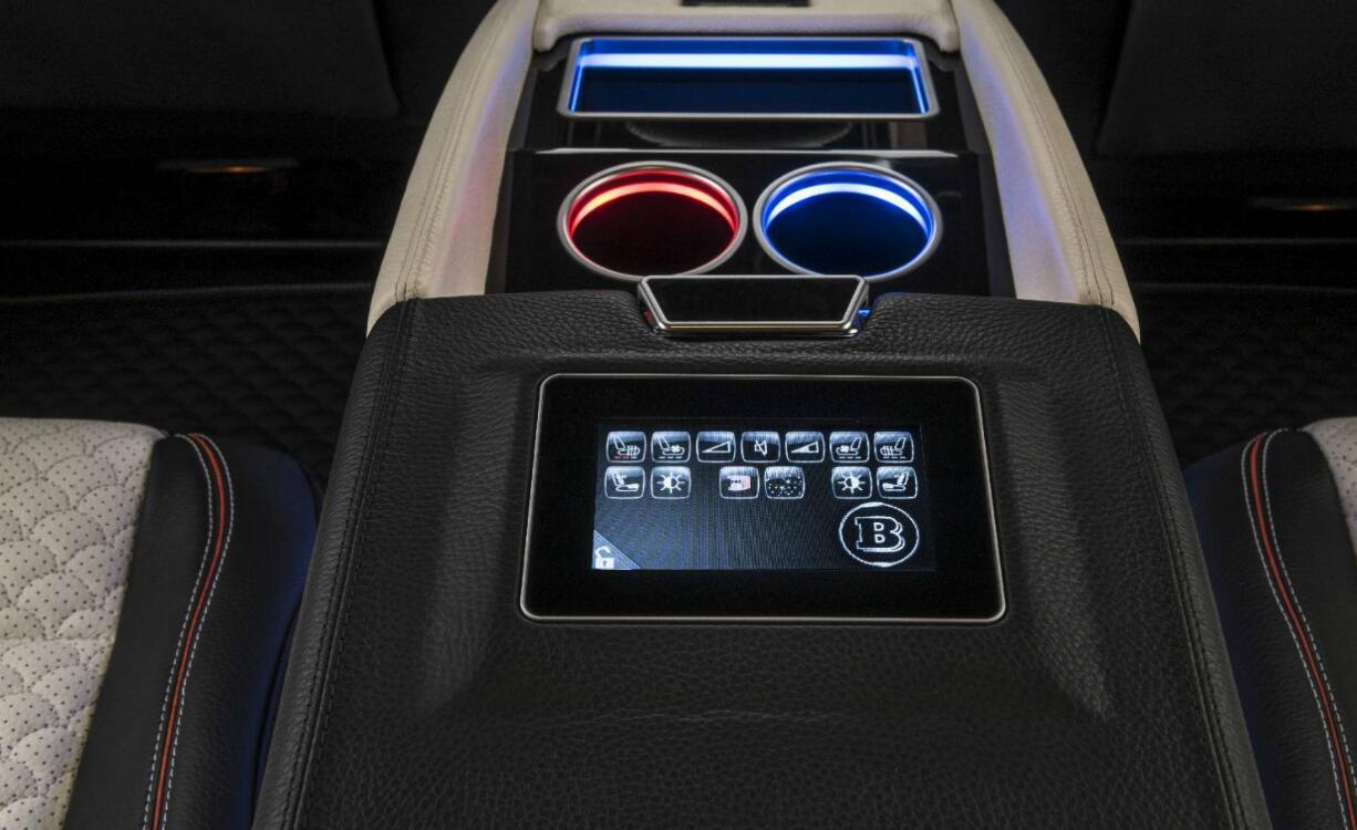 巴博斯G900 超级改装900匹马力 大图10