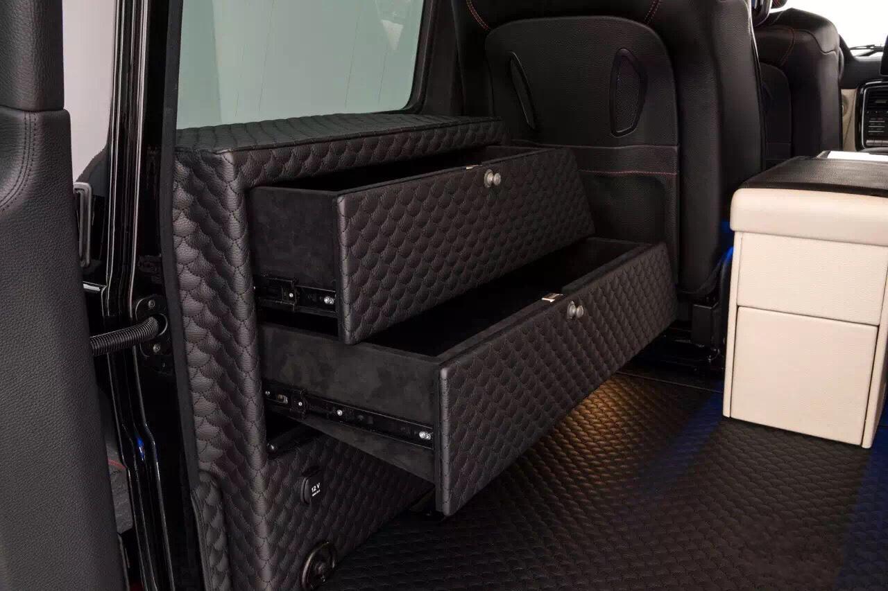 巴博斯G900 超级改装900匹马力 大图11