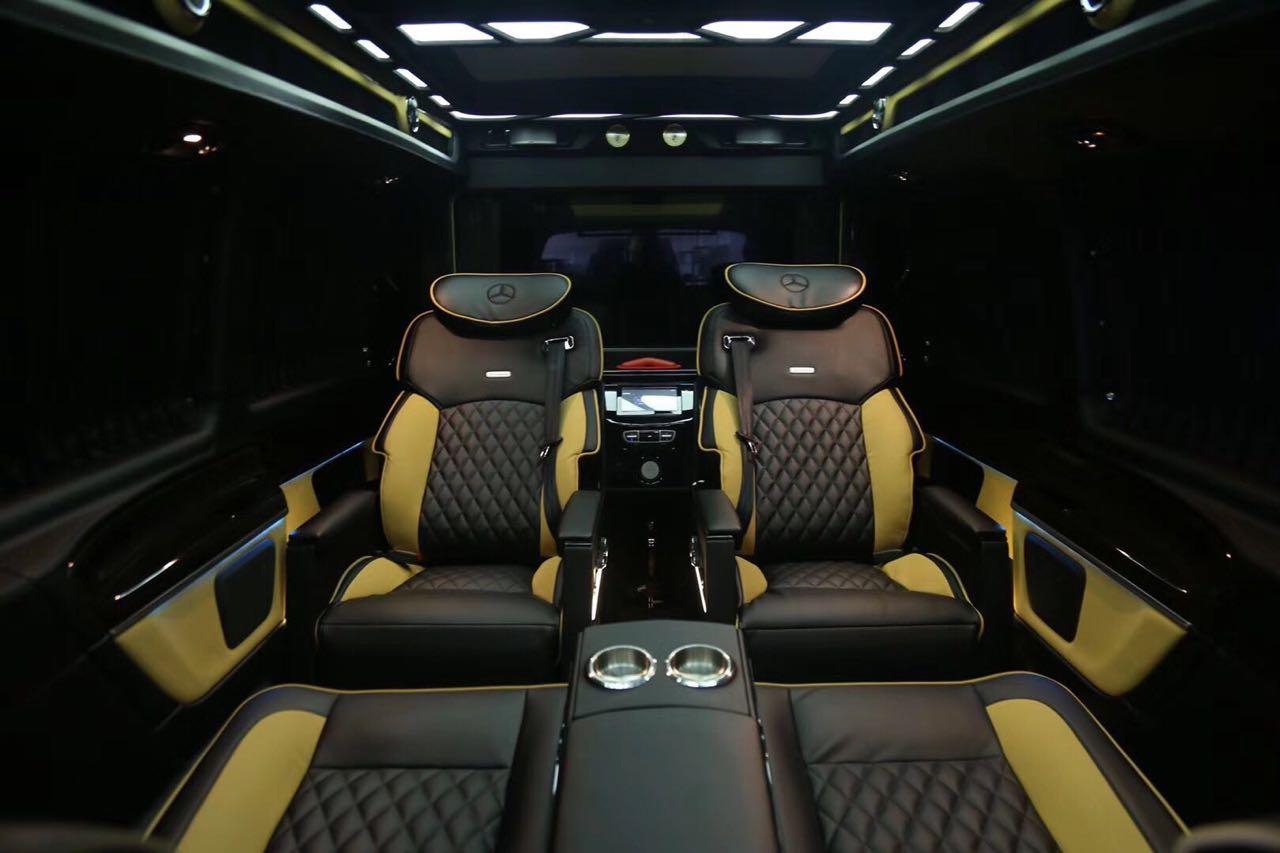 奔驰v级商务车vclass报价及图片 大图1