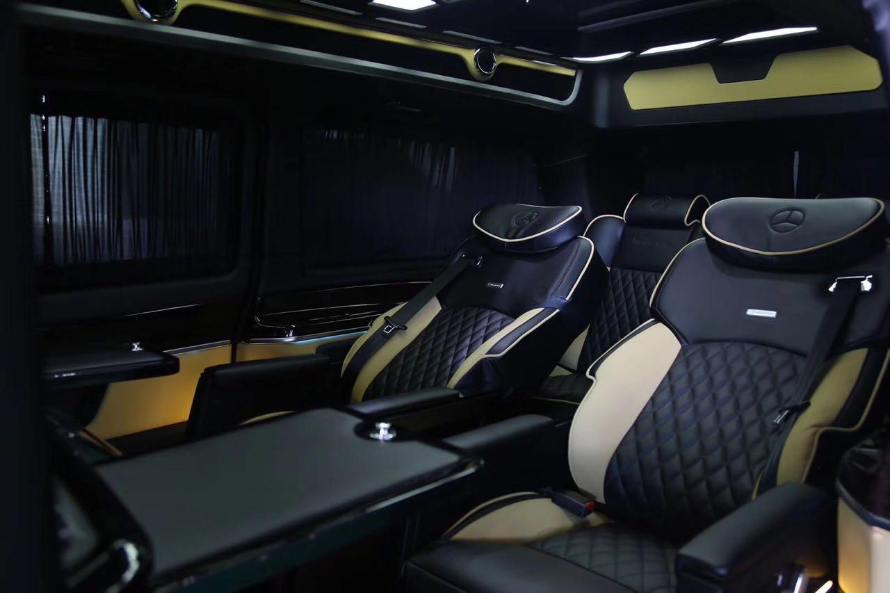 奔驰v级商务车vclass报价及图片 大图4