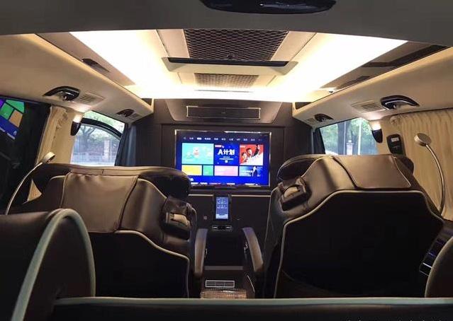 上海奔驰v级商务车vclass专卖 大图2