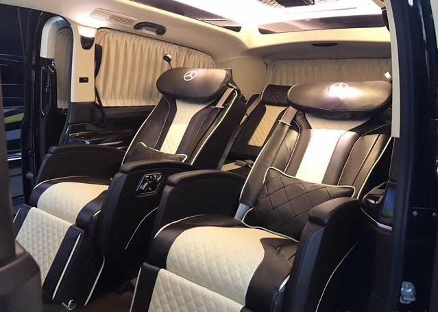 上海奔驰v级商务车vclass专卖 大图3