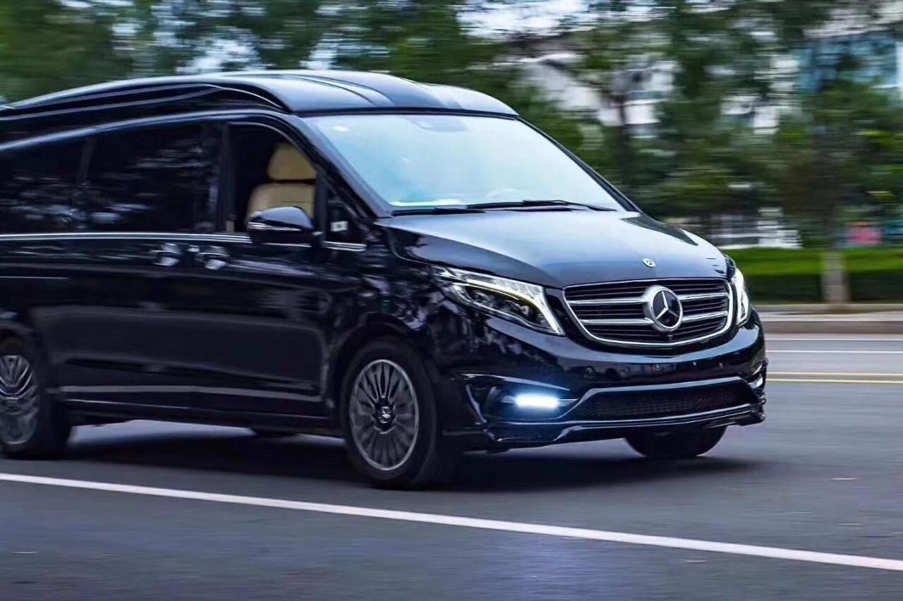 福建奔驰v级商务车vclass改装 价格及图片
